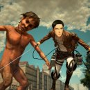 A.O.T. 2, il nuovo gioco di Attack on Titan, torna a mostrarsi in immagini