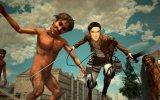 A.O.T. 2, il nuovo gioco di Attack on Titan, torna a mostrarsi in immagini - Notizia