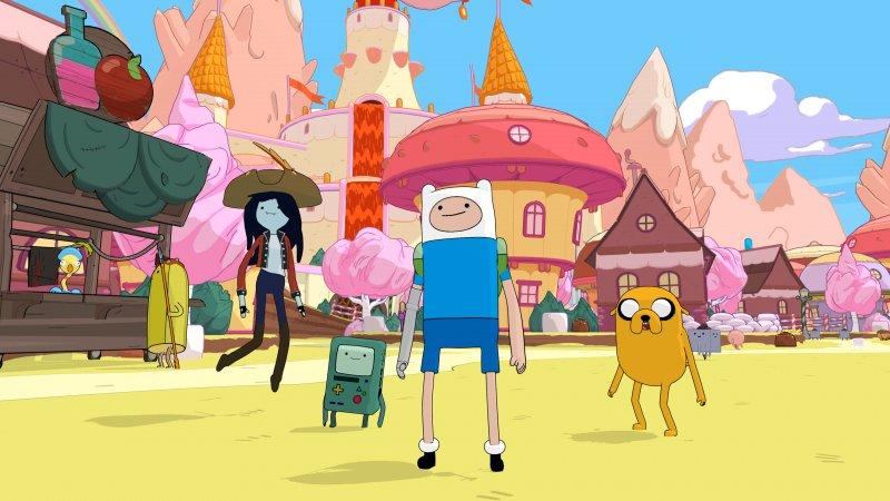 Mothergunship, Tempest 4000 e Adventure Time su PlayStation Store