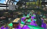 La mappa Walleye Warehouse arriva domani in Splatoon 2, vediamola in immagini - Notizia