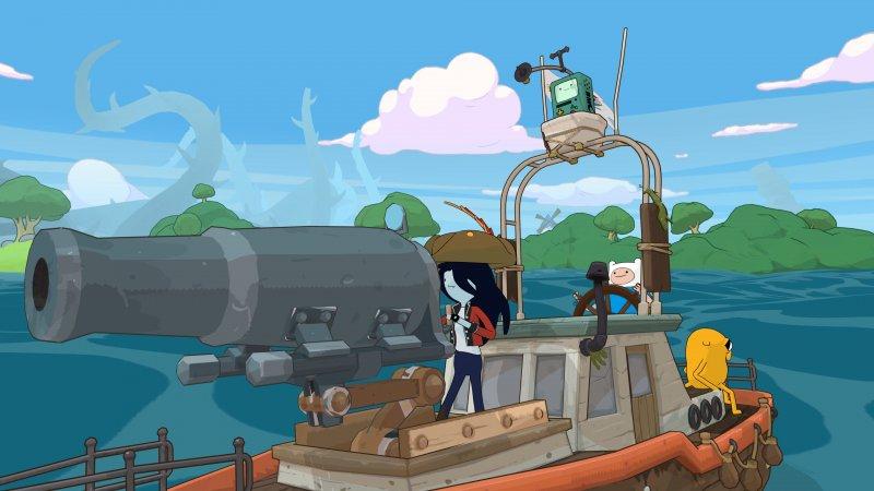 Adventure Time: I Pirati dell'Enchiridion, la recensione