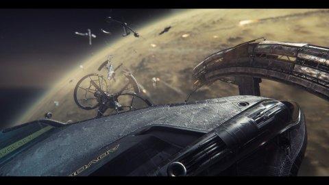 Il nuovo video di Star Citizen spiega come vengono fatte le astronavi; raccolti 177 milioni di dollari