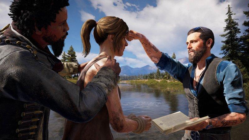 Far Cry 5 non si ferma: ancora primo nelle classifiche italiane