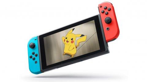 Un sondaggio di Nintendo suggerisce l'arrivo di Pokémon Switch nel 2018