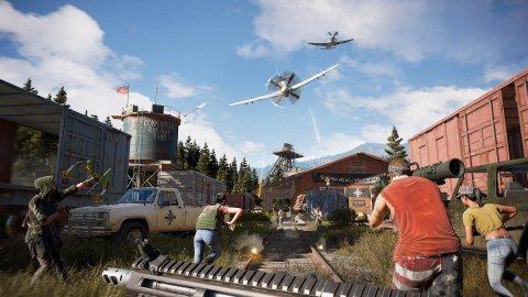 Il nuovo trailer di Far Cry 5 ci parla dei personaggi e non solo
