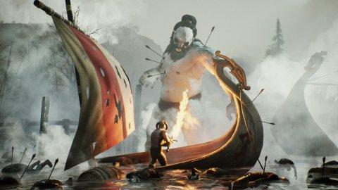 Vediamo il trailer della versione pre-alpha di Rune: Ragnarok