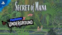 Secret of Mana - Gameplay della versione PlayStation 4