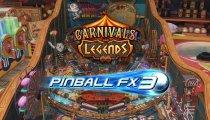 Pinball FX3 - Il trailer dei tavoli Carnivals e Legends
