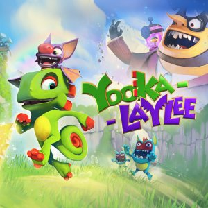 Yooka-Laylee per Nintendo Switch