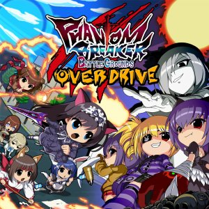 Phantom Breaker: Battle Grounds Overdrive per Nintendo Switch