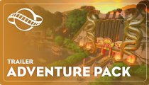 Planet Coaster - Il trailer dell'Adventure Pack