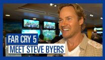 Far Cry 5 - Un video dedicato a Steve Byers, la voce di Nick Rye