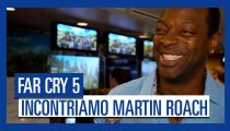 Far Cry 5 - Incontriamo Martin Roach, voce di Jerome Jeffries