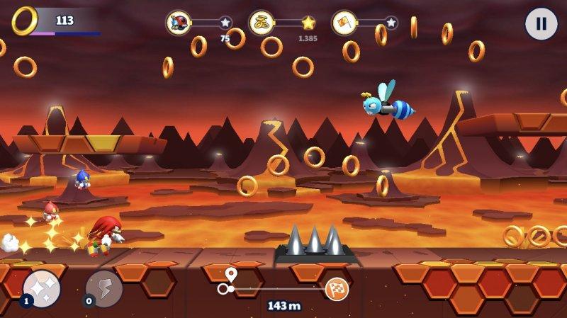 Super Sonic Run - la recensione di Sonic Runners Adventure