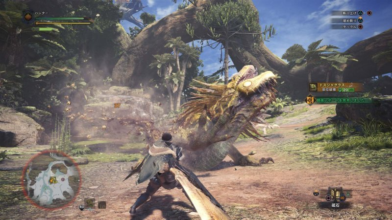 Monster Hunter: World e Dragon Ball FighterZ conquistano anche l'Italia nelle nuove classifiche settimanali