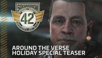 Star Citizen: Squadron 42 - Il teaser di Natale