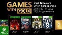 Xbox - Trailer dei titoli Games with Gold di gennaio 2018