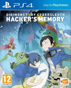 Digimon Story: Cyber Sleuth - Hacker's Memory per PlayStation 4