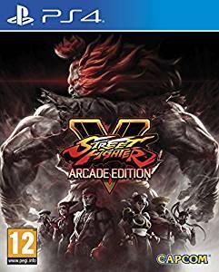 Street Fighter V: Arcade Edition per PlayStation 4