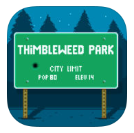 Thimbleweed Park per iPhone