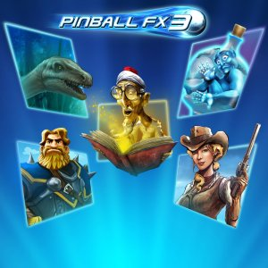 Pinball FX3 per Nintendo Switch