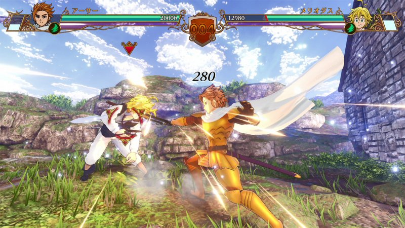 La recensione di The Seven Deadly Sins: Knights of Britannia