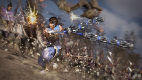 Nuovi video gameplay per i personaggi di Dynasty Warriors 9