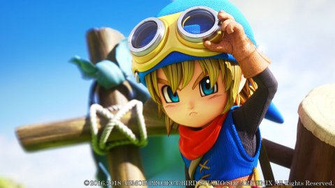 "Il trailer ""Build your Legend"" di Dragon Quest Builders fa da pubblicità per il lancio in arrivo su Switch"