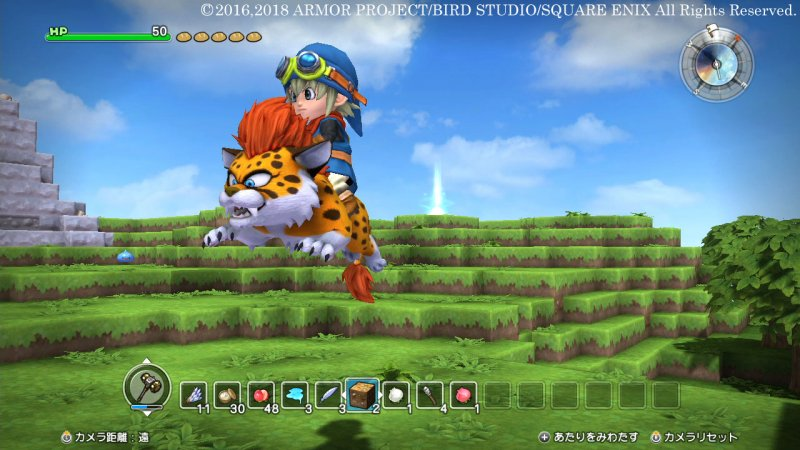 La recensione di Dragon Quest Builders su Switch