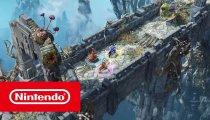 Nine Parchments - Trailer della versione Nintendo Switch