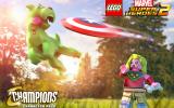 """Un video gameplay per il DLC di LEGO Marvel Super Heroes 2 intitolato """"Champions"""" - Notizia"""