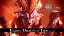 Monster Hunter: World - Trailer degli Elder Dragon