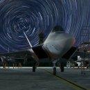 Un tramonto e un cielo stellato per Ace Combat 7: Skies Unknown