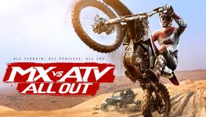 MX vs ATV All Out per Xbox One