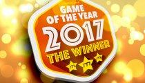Il Gioco dell'Anno 2017: i vincitori