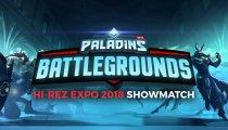 Paladins: Battlegrounds - Un'ora di gameplay commentato all'Hi-Rez Expo 2018