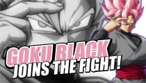 Dragon Ball FighterZ - Trailer di Goku Black