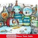 """Il 2018 porta anche titoli indie a sconto su Switch con i saldi """"Nindies New Year Sale"""""""