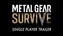 Metal Gear Survive - Il trailer single player