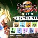 Ci sono problemi con i server, l'open beta di Dragon Ball FighterZ potrebbe essere estesa