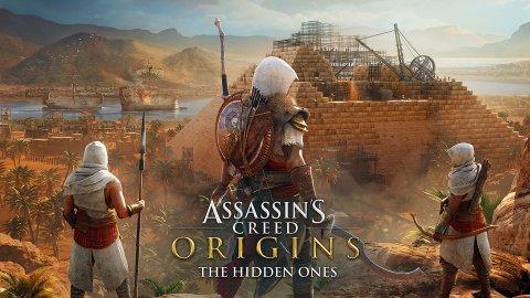 """Il trailer di lancio dell'espansione """"Gli Occulti"""" per Assassin's Creed Origins"""