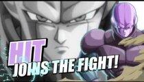 Dragon Ball FighterZ - Un trailer per Hit
