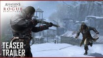 Assassin's Creed Rogue Remastered - Il teaser di annuncio