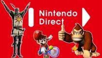 La sintesi del Nintendo Direct Mini