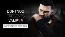 Vampyr - Il teaser della serie web