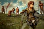 A.O.T. 2: nuovo trailer su caratteristiche e storia del videogioco di Attack on Titan