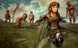 A.O.T. 2: nuovo trailer su caratteristiche e storia del videogioco di Attack on Titan - Video