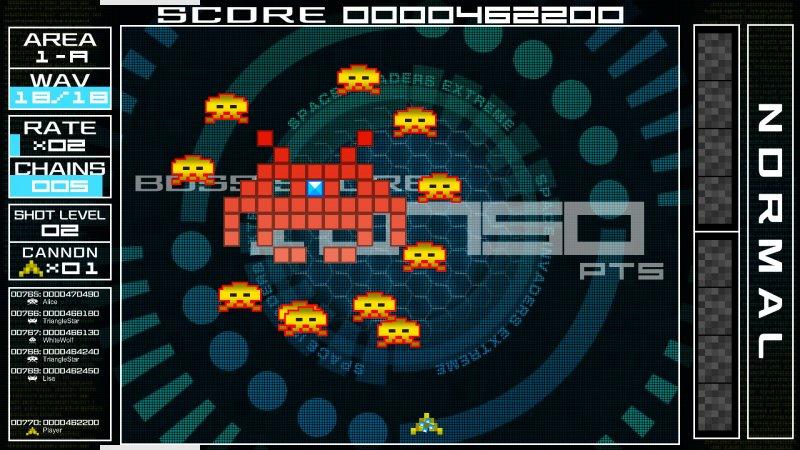 Sarà Space Invaders Extreme il primo gioco di Taito pubblicato su Steam, seguirà Groove Coaster