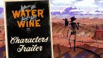 Where The Water Tastes Like Wine - Videodiario sul doppiaggio