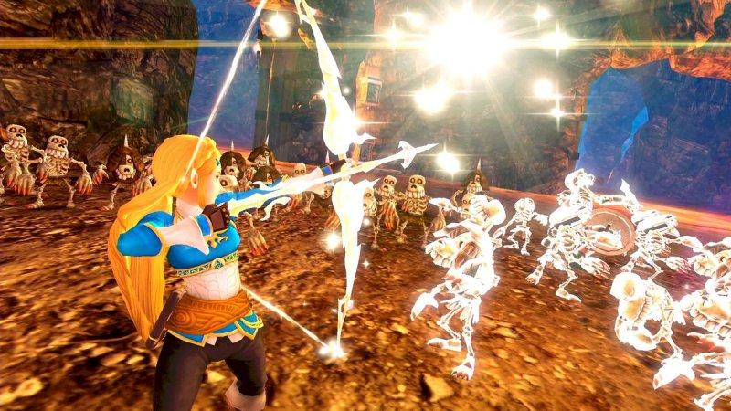 Gli Hyrule Warriors tornano in un'edizione definitiva